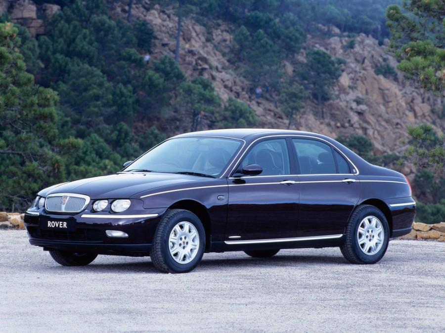 Rover 75 седан, 1999–2005, 1 поколение - отзывы, фото и характеристики на Car.ru