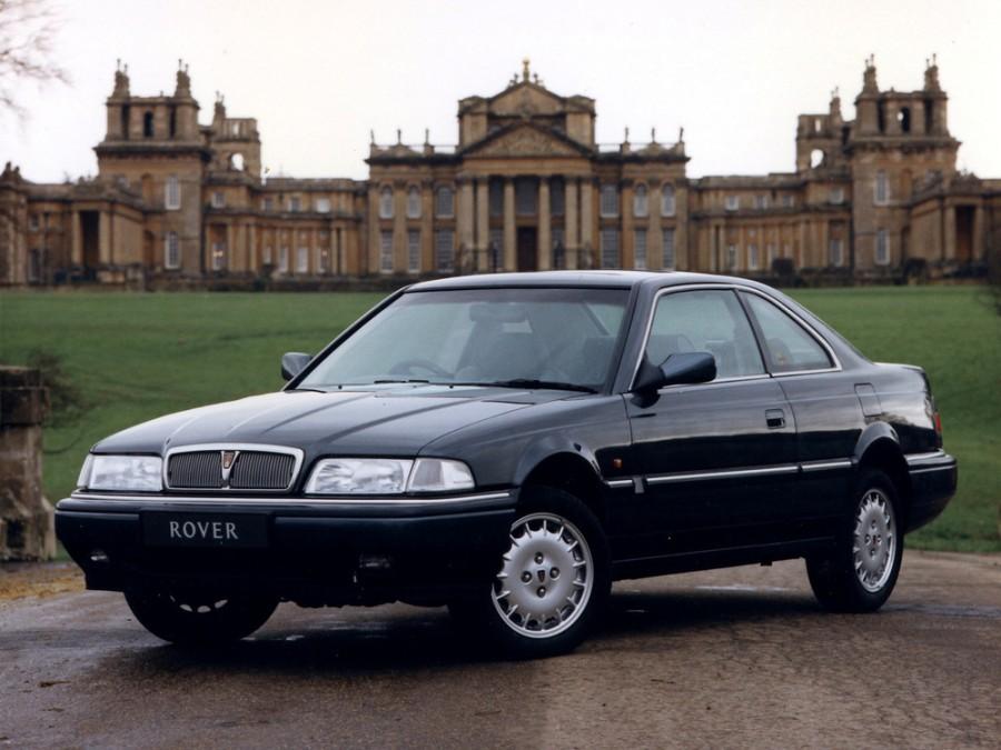 Rover 800 купе, 1986–1999, 1 поколение - отзывы, фото и характеристики на Car.ru