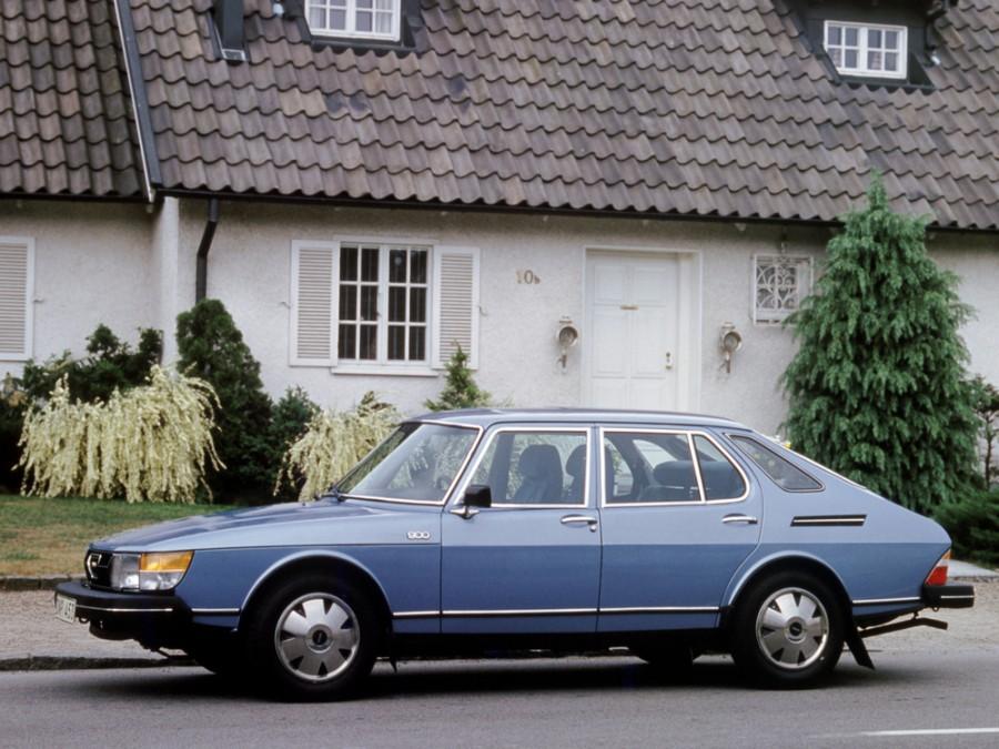 Saab 900 хетчбэк, 1979–1994, 1 поколение - отзывы, фото и характеристики на Car.ru