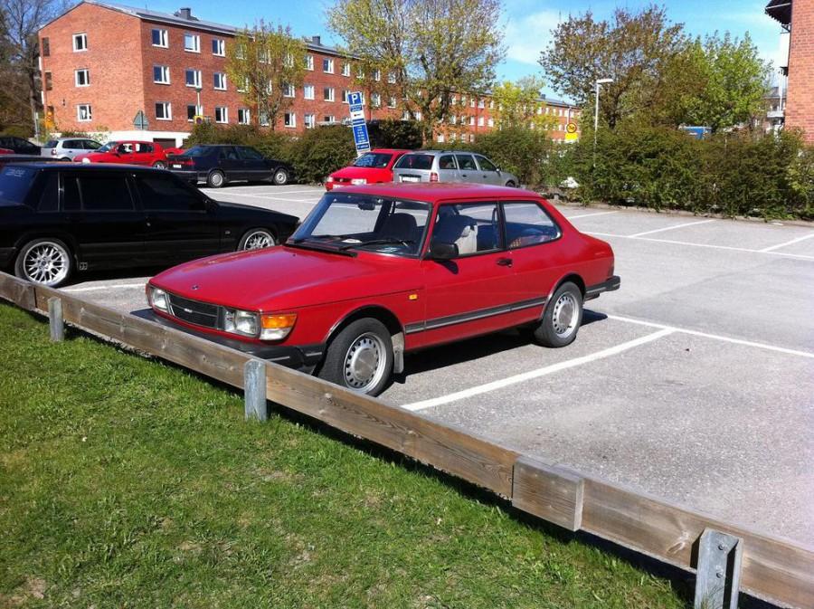 Saab 90 седан, 1984–1987, 1 поколение - отзывы, фото и характеристики на Car.ru