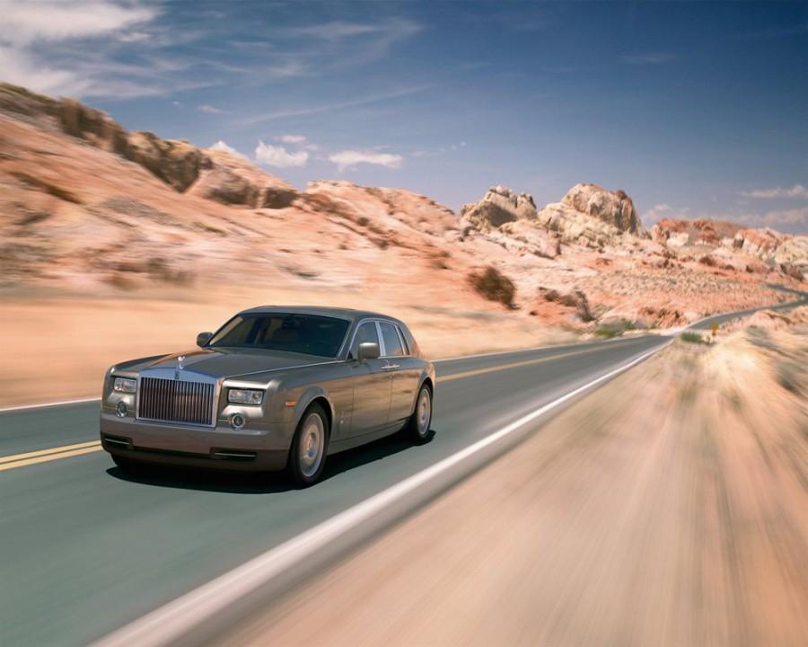 Rolls-royce Phantom седан, 2008–2012, 7 поколение [рестайлинг] - отзывы, фото и характеристики на Car.ru