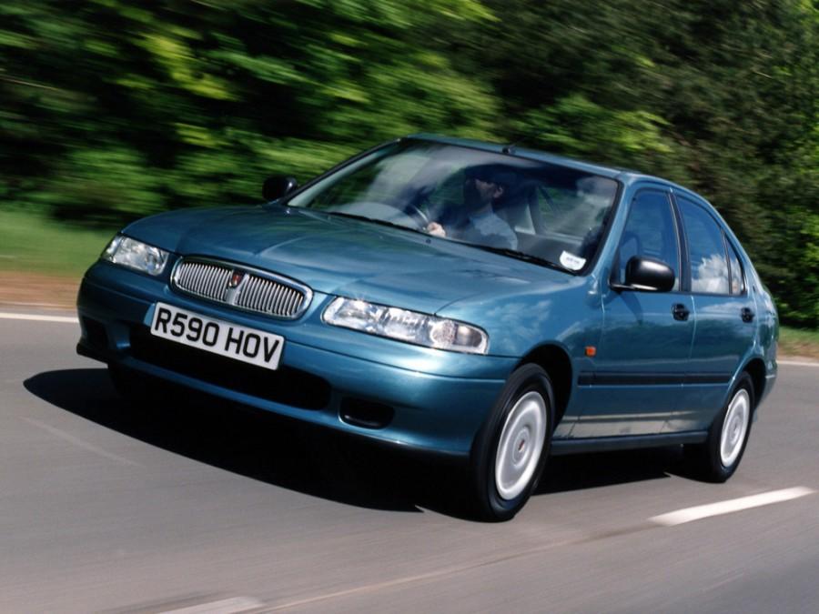 Rover 400, Алексеевка