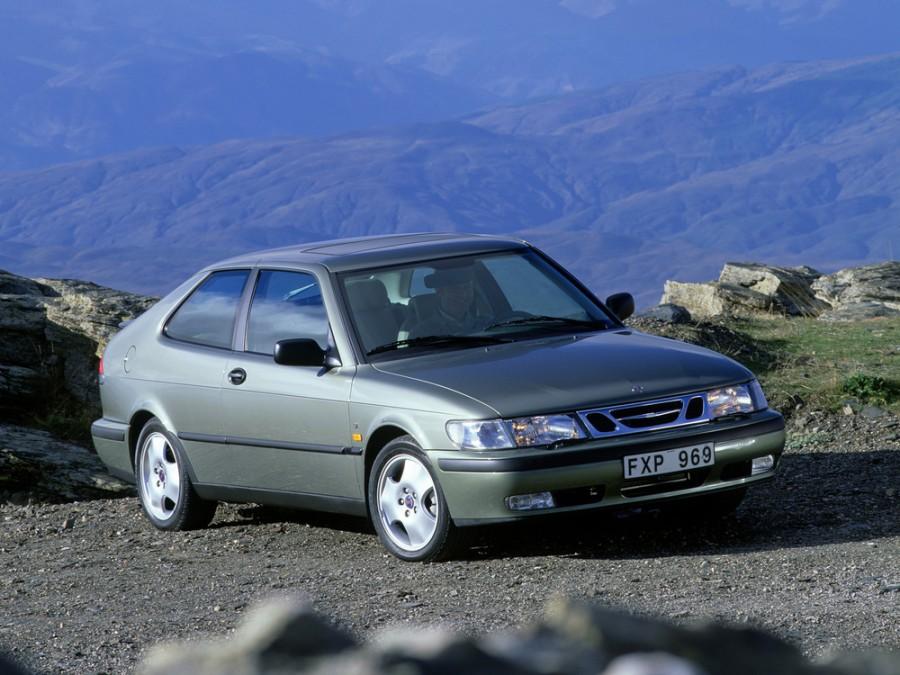 Saab 9-3 купе, 1998–2002, 1 поколение - отзывы, фото и характеристики на Car.ru