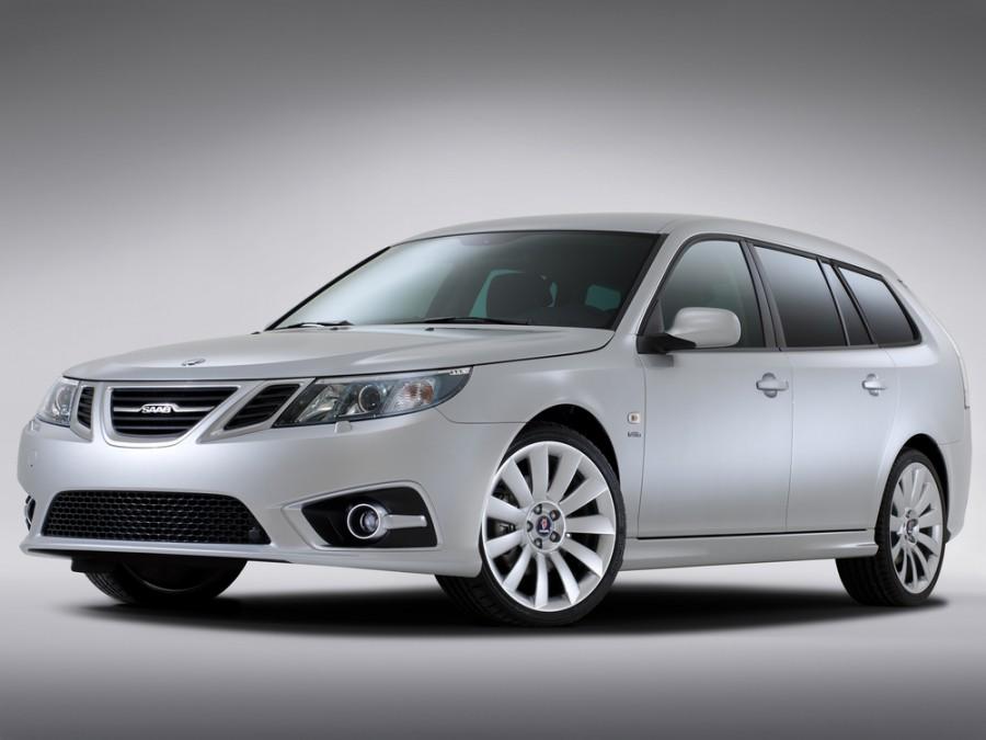Saab 9-3 SportCombi универсал, 2008–2014, 2 поколение [рестайлинг] - отзывы, фото и характеристики на Car.ru