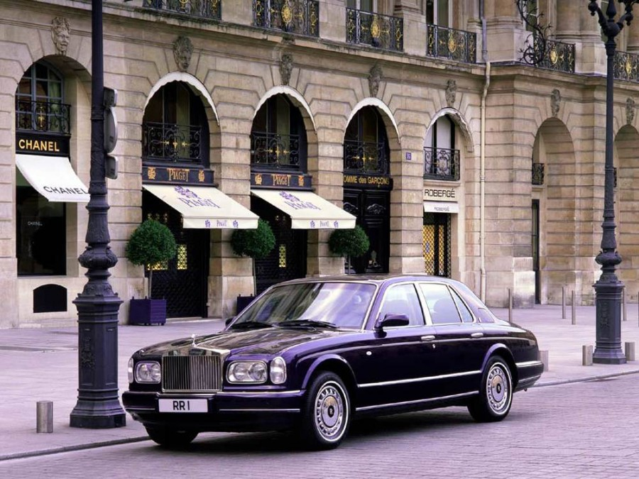 Rolls-royce Silver Seraph седан, 1998–2016, 1 поколение - отзывы, фото и характеристики на Car.ru