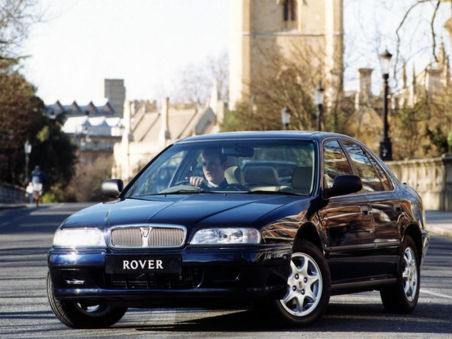 Rover 600 седан, 1993–1999, 1 поколение - отзывы, фото и характеристики на Car.ru