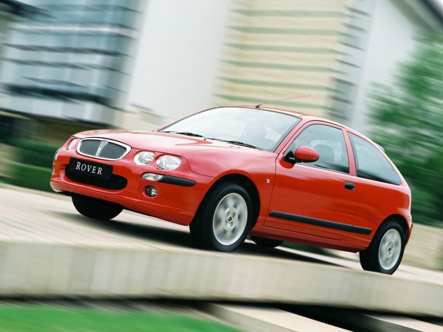 Rover 25 хетчбэк, 1999–2005, 1 поколение - отзывы, фото и характеристики на Car.ru