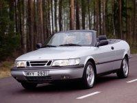 Saab 900, 2 поколение, Кабриолет, 1993–1998
