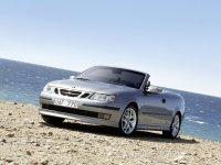 Saab 9-3, 2 поколение, Кабриолет, 2002–2007