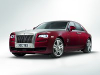 Rolls-royce Ghost, 2 поколение, Седан, 2014–2016