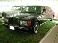 Rolls-royce Silver Spur, 3 поколение, Седан, 1992–1994
