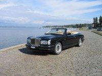Rolls-royce Corniche, 5 поколение, Кабриолет, 2000–2016