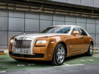 Rolls-royce Ghost, 1 поколение, Седан, 2009–2016