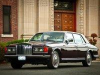 Rolls-royce Silver Spur, 1 поколение, Седан, 1980–1989
