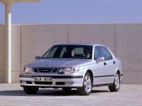 Saab 9-5, 1 поколение, Седан, 1997–2005
