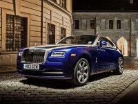 Rolls-royce Wraith, 2 поколение, Купе, 2013–2016