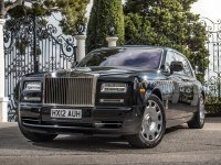 Rolls-royce Phantom, 7 поколение [2-й рестайлинг], Седан, 2012–2016