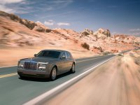 Rolls-royce Phantom, 7 поколение [рестайлинг], Седан, 2008–2012