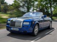 Rolls-royce Phantom, 7 поколение [2-й рестайлинг], Drophead coupe кабриолет, 2012–2016