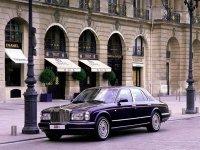 Rolls-royce Silver Seraph, 1 поколение, Седан, 1998–2016