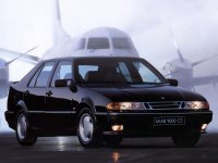 Saab 9000, 2 поколение, Хетчбэк, 1993–1998