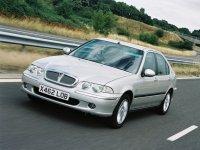 Rover 45, 1 поколение, Хетчбэк, 1999–2005