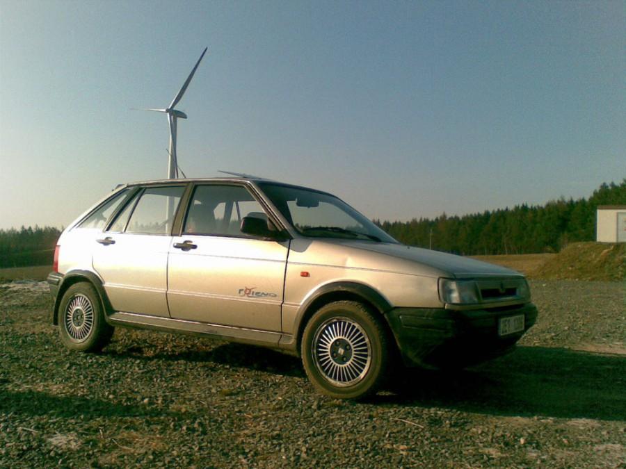 Seat Ibiza хетчбэк 5-дв., 1984–1993, 1 поколение - отзывы, фото и характеристики на Car.ru
