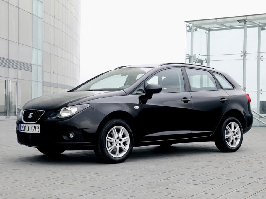 Seat Ibiza ST универсал, 2008–2012, 4 поколение - отзывы, фото и характеристики на Car.ru