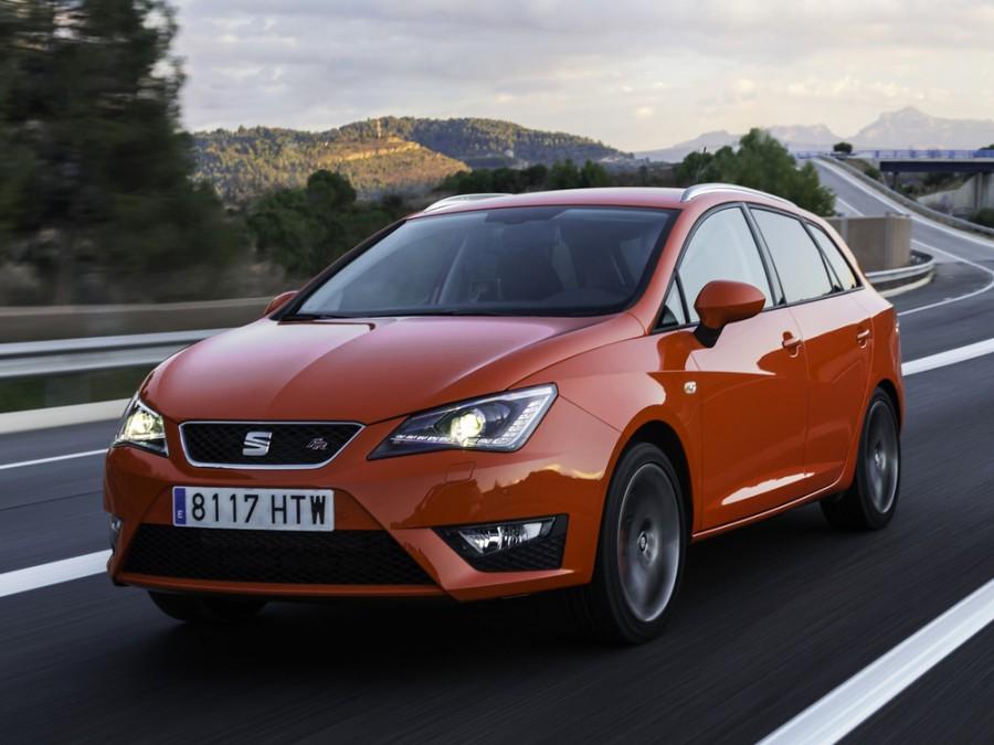 Seat Ibiza ST FR универсал 5-дв., 2008–2014, 4 поколение [рестайлинг] - отзывы, фото и характеристики на Car.ru
