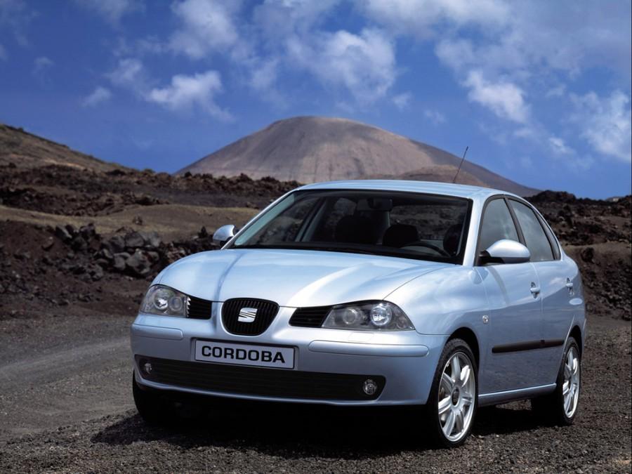 Seat Cordoba седан, 2003–2014, 3 поколение - отзывы, фото и характеристики на Car.ru