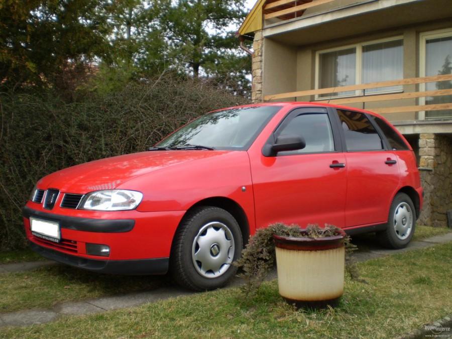 Seat Ibiza хетчбэк 5-дв., 1996–2002, 2 поколение [рестайлинг] - отзывы, фото и характеристики на Car.ru