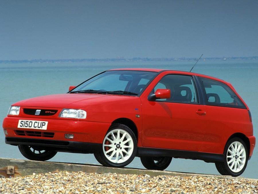 Seat Ibiza хетчбэк, 1996–2002, 2 поколение [рестайлинг] - отзывы, фото и характеристики на Car.ru