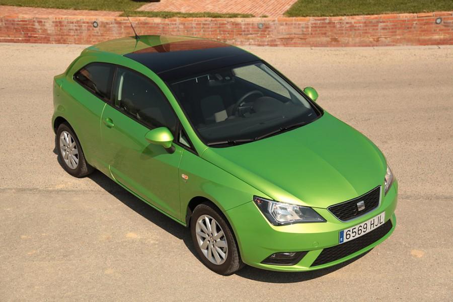 Seat Ibiza SC хетчбэк 3-дв., 2008–2014, 4 поколение [рестайлинг] - отзывы, фото и характеристики на Car.ru