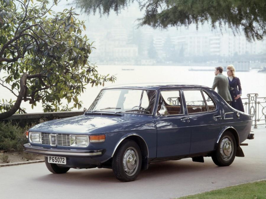 Saab 99 седан, 1967–1984, 1 поколение - отзывы, фото и характеристики на Car.ru