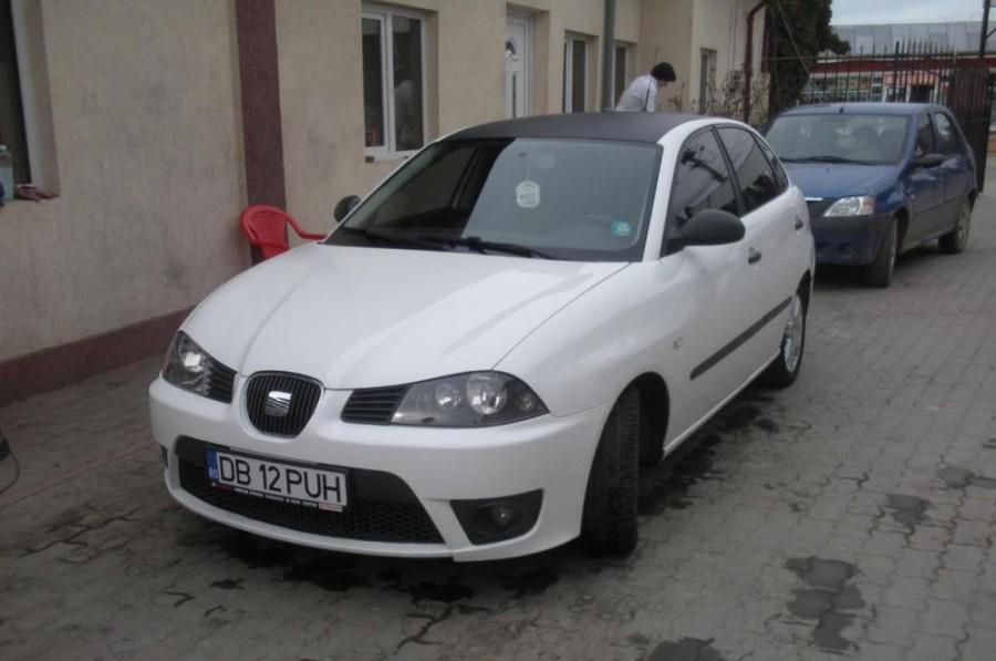 Seat Ibiza хетчбэк 5-дв., 2006–2008, 3 поколение [рестайлинг] - отзывы, фото и характеристики на Car.ru