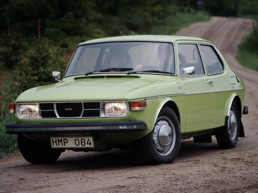 Saab 99 хетчбэк, 1967–1984, 1 поколение - отзывы, фото и характеристики на Car.ru