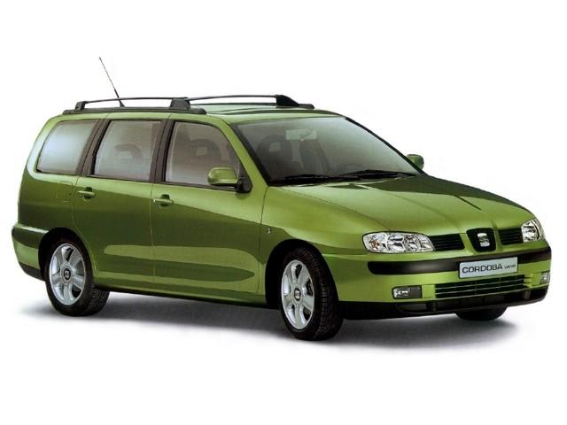 Seat Cordoba универсал, 1999–2003, 2 поколение - отзывы, фото и характеристики на Car.ru