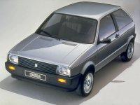 Seat Ibiza, 1 поколение, Хетчбэк, 1984–1993