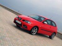 Seat Ibiza, 3 поколение [рестайлинг], Хетчбэк 3-дв., 2006–2008