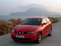 Seat Ibiza, 3 поколение, Хетчбэк 3-дв., 2002–2006