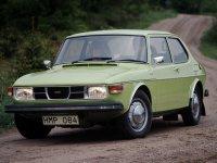 Saab 99, 1 поколение, Хетчбэк, 1967–1984