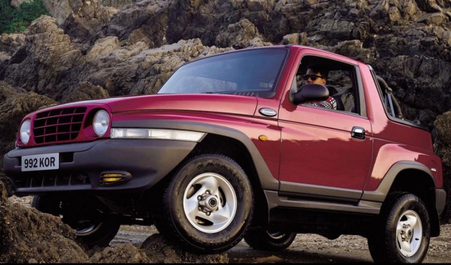 Ssangyong Korando Soft Top внедорожник 2-дв., 1997–2006, 2 поколение - отзывы, фото и характеристики на Car.ru