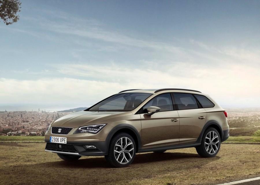 Seat Leon X-Perience универсал 5-дв., 2012–2015, 3 поколение - отзывы, фото и характеристики на Car.ru