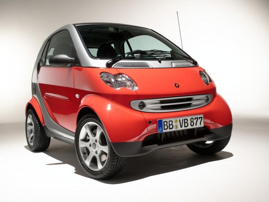 Smart Fortwo хетчбэк, 2000–2007, 1 поколение [рестайлинг] - отзывы, фото и характеристики на Car.ru