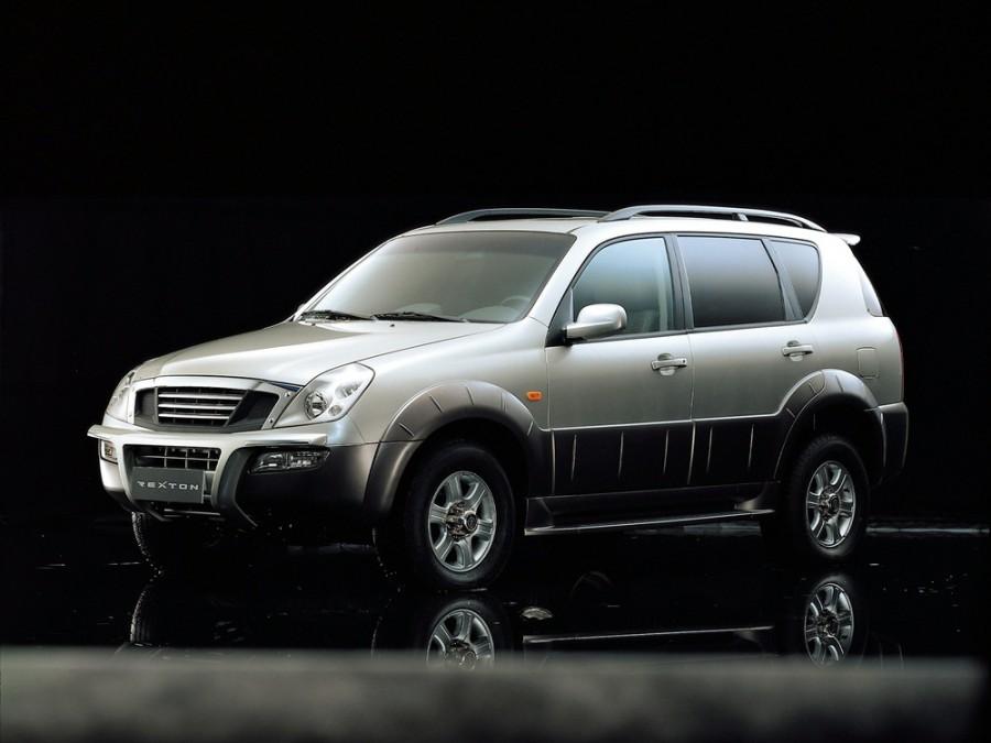 Ssangyong Rexton внедорожник, 2001–2006, 1 поколение - отзывы, фото и характеристики на Car.ru