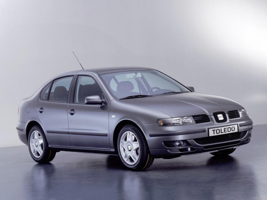 Seat Toledo седан, 1999–2006, 2 поколение - отзывы, фото и характеристики на Car.ru