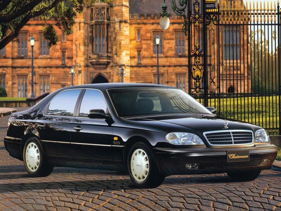 Ssangyong Chairman седан, 1997–2003, H - отзывы, фото и характеристики на Car.ru