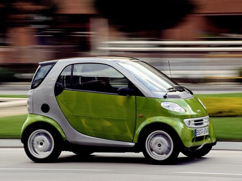 Smart Fortwo хетчбэк, 1998–2002, 1 поколение - отзывы, фото и характеристики на Car.ru