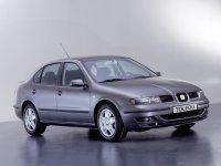 Seat Toledo, 2 поколение, Седан, 1999–2006