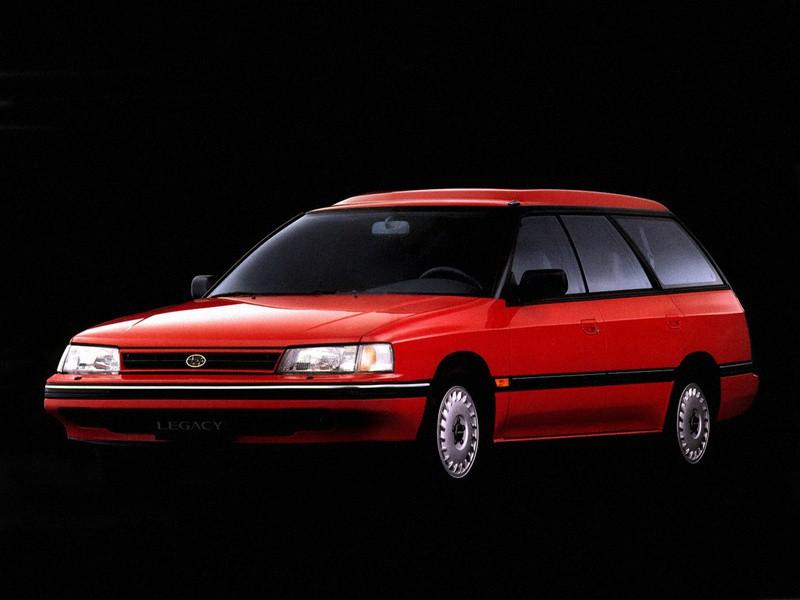 Subaru Legacy, Архара